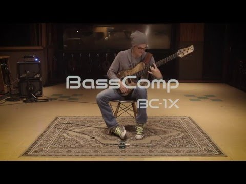 BOSS BC-1X Bass Comp  Sound Examples by Janek Gwizdala