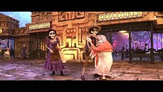 Coco The Cartoon Movie Last Song