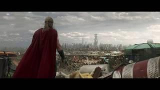 Тор 3: Рагнарёк — Русский трейлер #2 (2017) HD