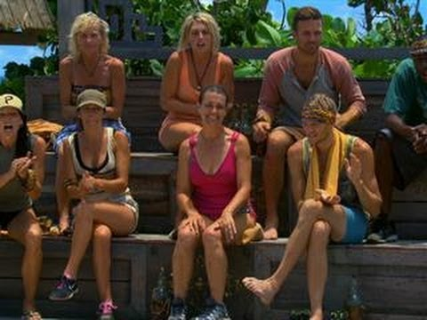 Survivor: Blood vs. Water - Redemption Duel:  A Game of Bridge