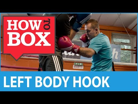 Left Hook to the Body - How to Box (Quick Video)