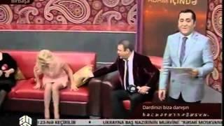 Repeat youtube video Cavanşir Məmmədov ona gey deyən Nadirdən danışdı  O bic xəstədir