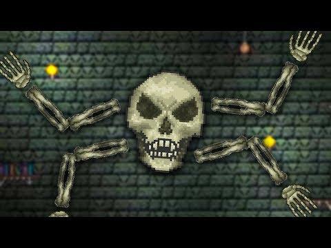 Улучшенный Скелетрон // Terraria Calamity Mod // Death режим #5