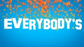 3OH!3 - DOUBLE VISION Lyric Video [Kinetic Typography]