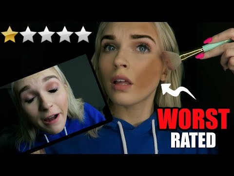 I WENT TO THE WORST MAKEUP ARTIST IN MY CITY *SCAMMED*