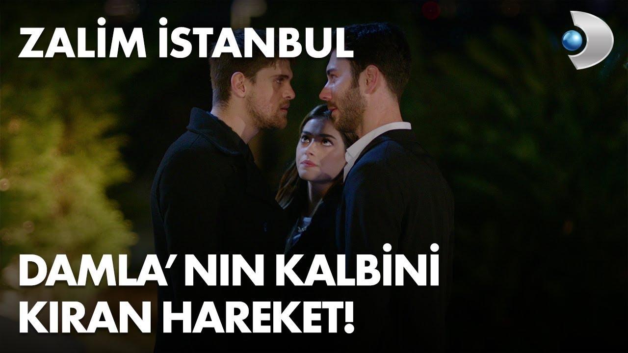 Civan'ın kıskançlığı Damla'yı kaybettirdi! - Zalim İstanbul 36. Bölüm