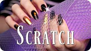 ASMR Pure Scratching 💎 (NO TALKING) Intense Cork, Vinyl, Wood, Fabric, Card, Mics & MORE | 2 Hours