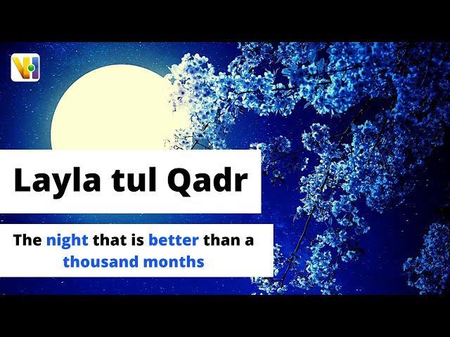 #LaylatulQadr - Night of Decree - How to make the most the last 10 days of Ramadan #shorts