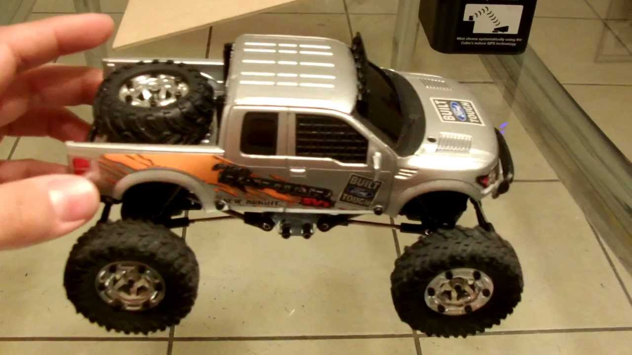 44 Redcat Racing 1 24 Sumo Crawler Micro Rc With Mods