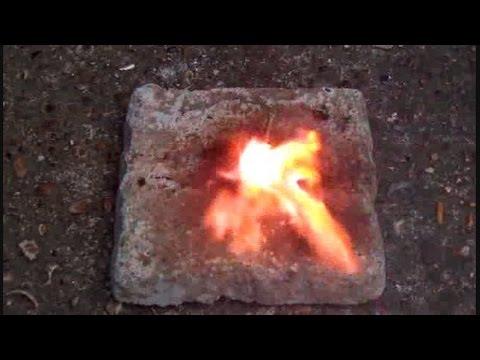 fire by alchemy