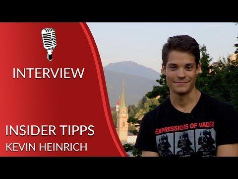 #37 - Interview mit Kevin Heinrich / City Vision - Insider Tipps von Salzburger Helden