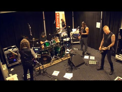 Metallica Tuning Room ST. LOUIS JUN 04 2017 [Full Set]