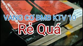 Thử vang cơ BMB KTV 10 Rẻ Đẹp Hay