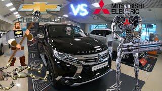 Mitsubishi Outlander или Chevrolet NIVA. Оставить или поменять? Выбор нового авто для большой семьи.