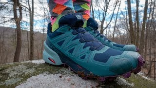 First Impressions of the Salomon SPEEDCROSS 5