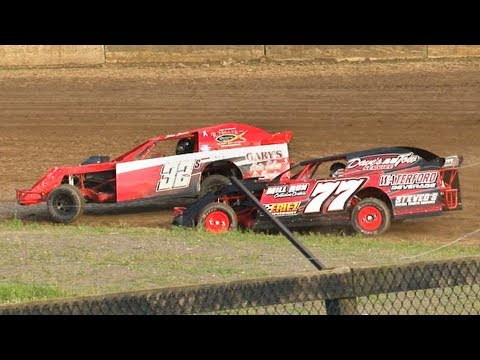 Econo Mod Heat Three | Eriez Speedway | 6-9-19