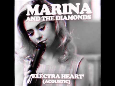 MARINA AND THE DIAMONDS  ♡ PRIMADONNA ♡  ACOUSTIC AUDIO + LYRICS