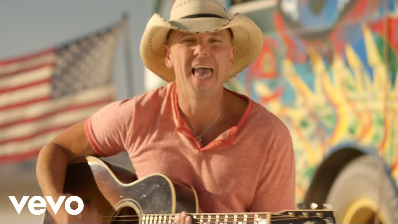 Kenny chesney american kids