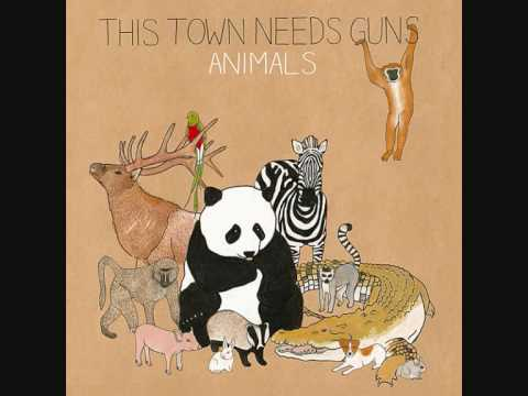 Baboon - This Town Needs Guns