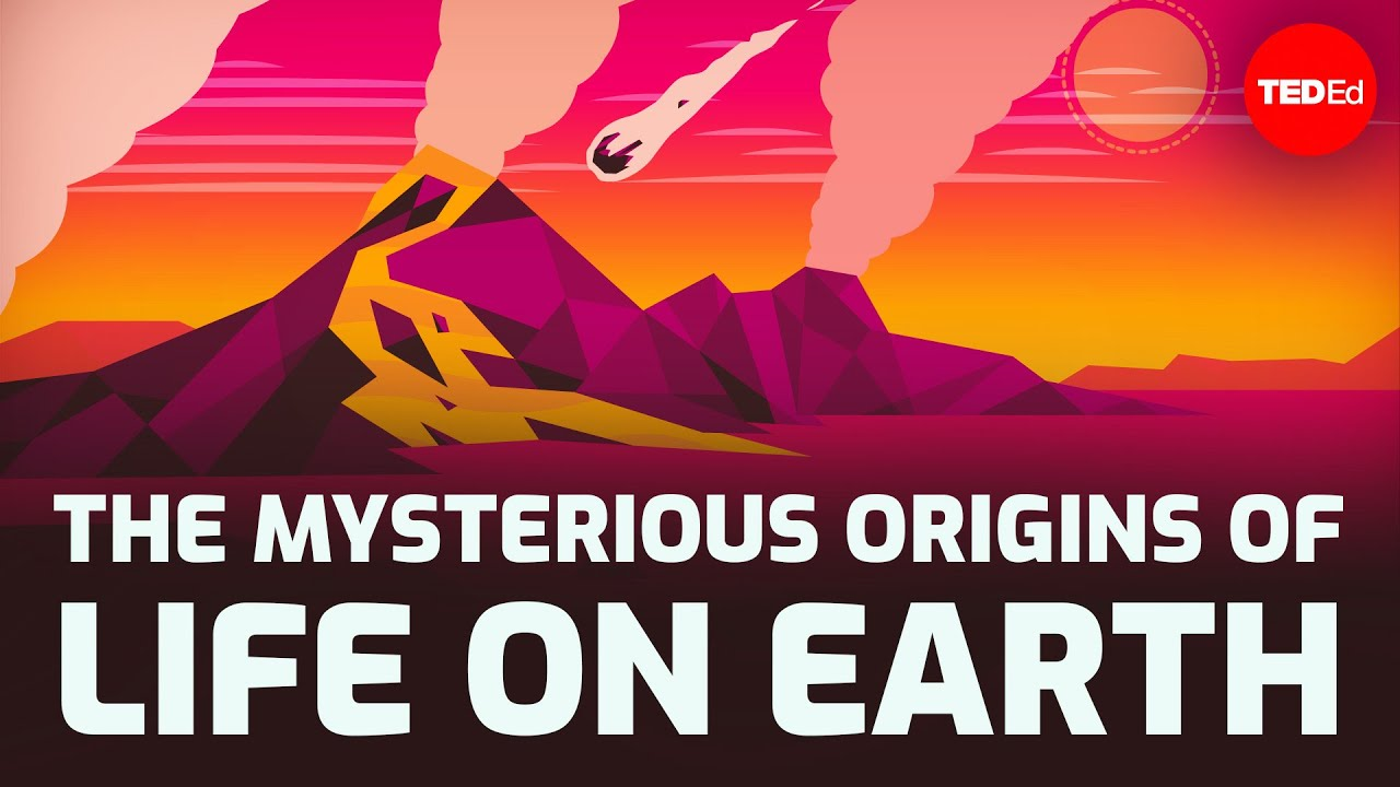 The mysterious origins of life on Earth - Luka Seamus Wright