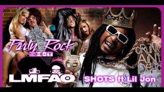 Lil jon ft lmfao shots