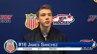 NTDP Members Talk About USHL Opening Weekend vs. Youngstown
