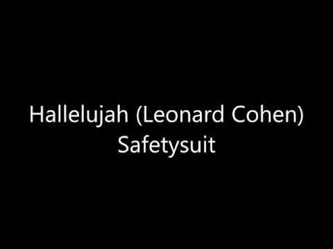 Hallelujah- Safetysuit Lyrics (cover)
