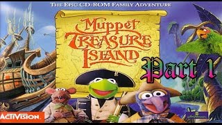 Muppets Treasure Island Part 1: Muppets had a pc game?