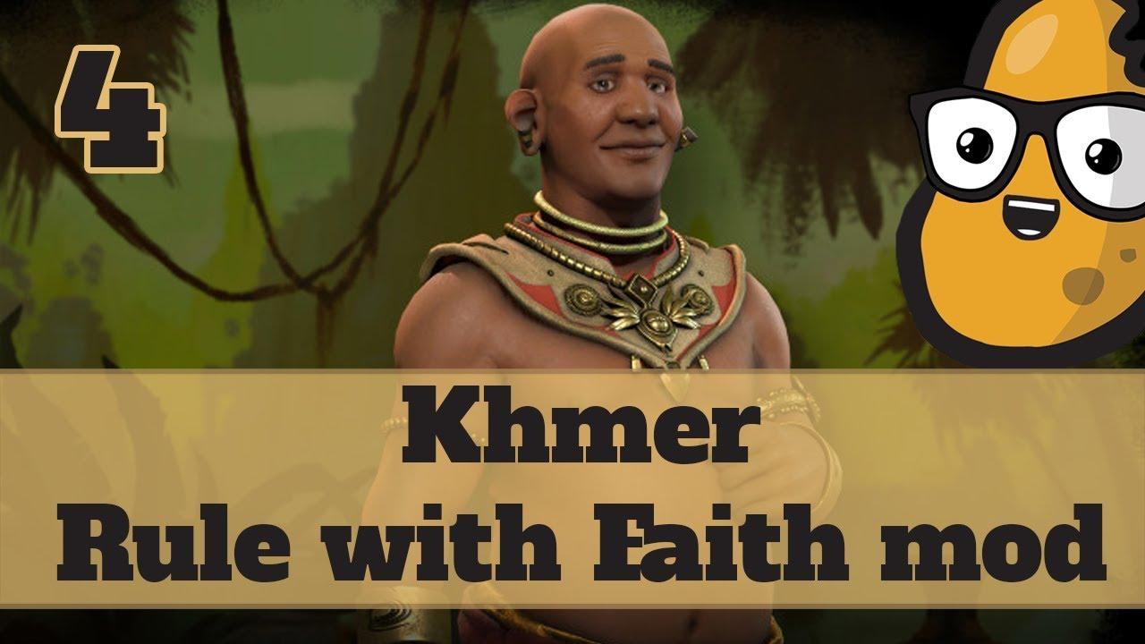 Khmer Civ Vi