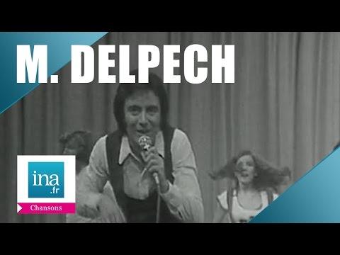 youtube delpech pour un flirt chords