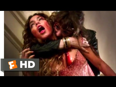 Freaks of Nature (2015) - Vampire Fight Scene (4/8) | Movieclips