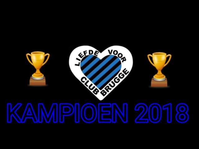 Club brugge kampioen 2018