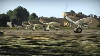 [War Thunder] Bataille d'Angleterre - Le jour le plus dur ! (18 Août 1940)