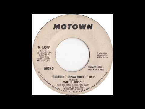 Willie Hutch - Brother's Gonna Work It Out (Original Long Version)