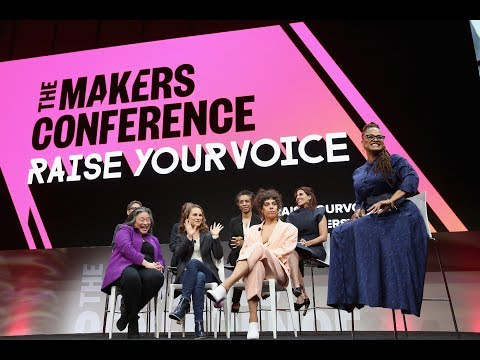 Time's Up Panel | 2018 MAKERS Conference