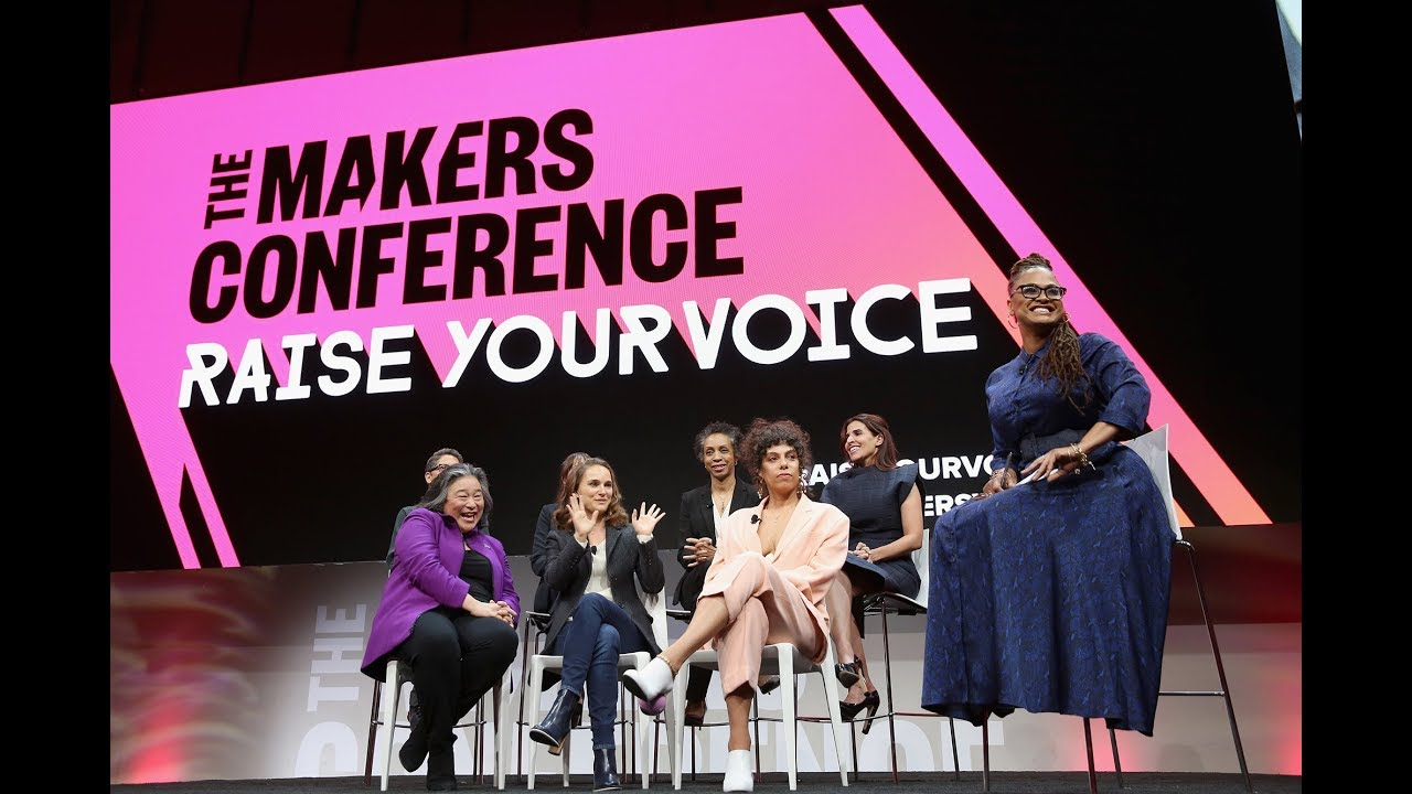 Time's Up Panel | 2018 MAKERS Conference - YouTube