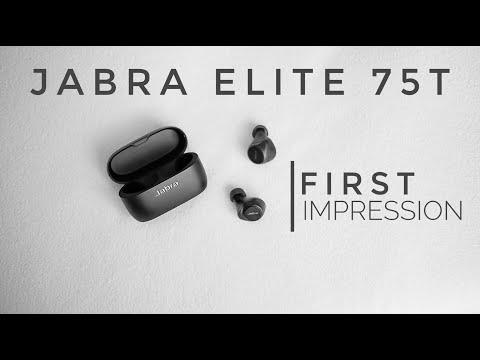 Jabra Elite 75t First Impression, Makin Oke Ternyata!