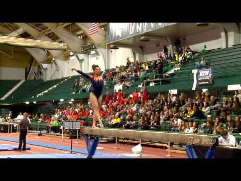 Illinois Women's Gymnastics Big Ten Championships Highlights 3/23