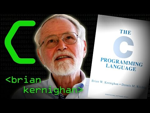 "Prof. Kernighan talks about how ""The C Programming Language"" book (K&R) came to be"