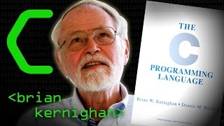 """C"" Programming Language: Brian Kernighan - Computerphile"