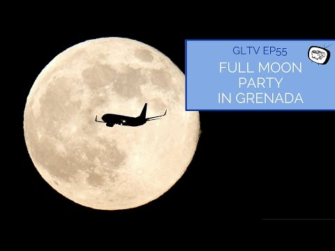 Full Moon Party in Grenada!
