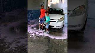 Car Wash Hose Too Hard to Handle    ViralHog
