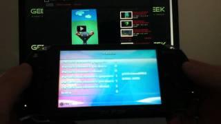 Test du jeu UNO en ligne sur PSP