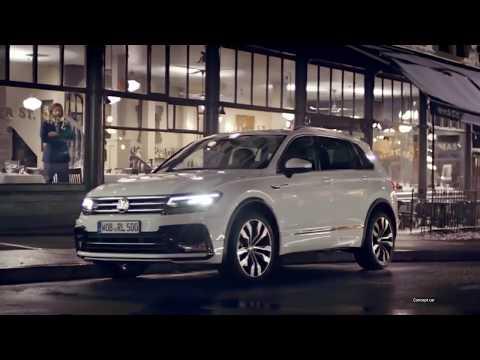 New Volkswagen Tiguan R LINE 2018