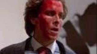 """Scenes from """"American Psycho."""""""