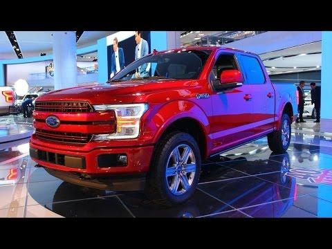 2018 Ford F 150 | Exteriors and Walkaround | NY Auto Show