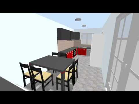 Fast 3D Kitchen Design