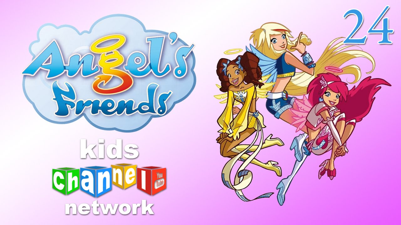 Angel's Friends I - Episode 24 - Animated Series | Kids Channel Network
