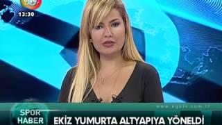 EGE TV EKİZ YUMURTA FOÇA BASKETBOL BU YIL ALTYAPI GELECEK YIL  1.LİG