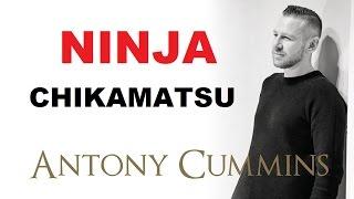 Ninja Profile 1:  Chikamatsu Shigenori Sensei